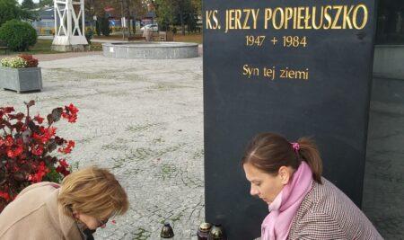36 rocznica męczeńskiej śmierci Patrona LO