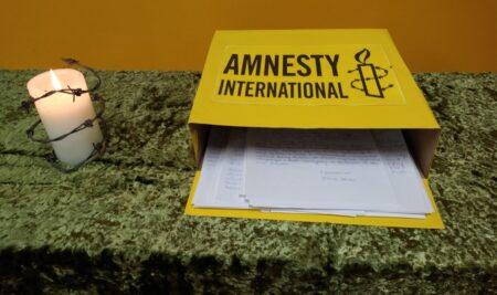 Efekty Maratonu Pisania Listów Amnesty International w Suchowoli