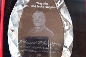 nagroda im. Wojciecha Krystonia