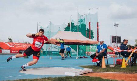 Nasi lekkoatleci na Mistrzostwach Polski