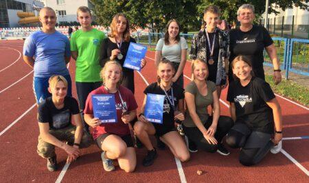 Mistrzostwa Makroregionu U16 w Białej Podlaskiej